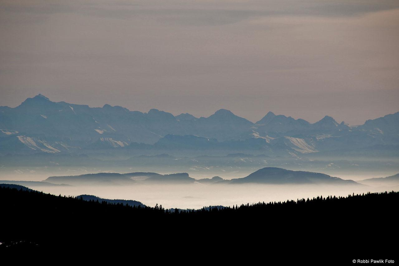 Oberrhein & Alpen