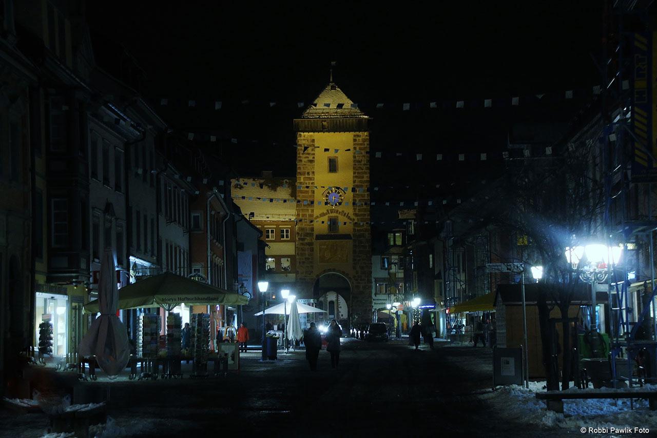 Villingen, Rietstraße